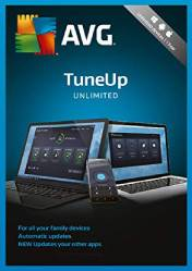 Buy Cheap AVG PC TuneUp Unlimited 2019 PC CD Key