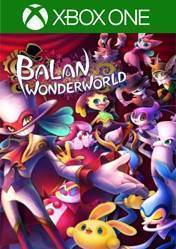 Buy Cheap BALAN WONDERWORLD XBOX ONE CD Key