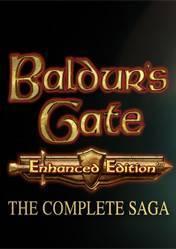 Buy Cheap Baldurs Gate The Complete Saga PC CD Key