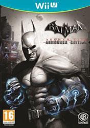 Buy Cheap Batman Arkham City Armored Edition WII U CD Key