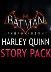Buy Batman Arkham Knight Harley Quinn Story Pack DLC PC CD Key