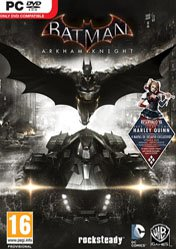 Buy Batman Arkham Knight pc cd key for Steam