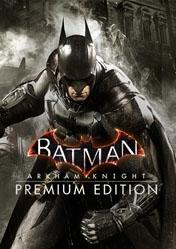 Buy Batman Arkham Knight Premium Edition PC CD Key