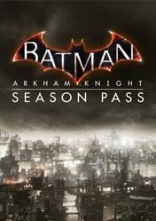 Buy Batman Arkham Knight Season Pass PC CD Key