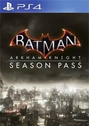 Buy Batman Arkham Knight Season Pass PS4