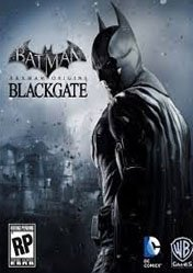 Buy Cheap Batman Arkham Origins Blackgate PC CD Key