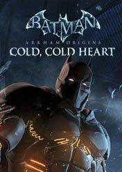 Buy Batman Arkham Origins Cold, Cold Heart DLC pc cd key for Steam