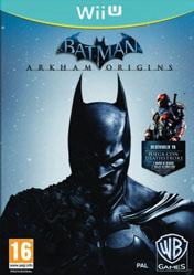 Buy Cheap Batman Arkham Origins WII U CD Key