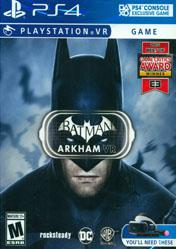 Buy Cheap Batman Arkham VR PS4 CD Key