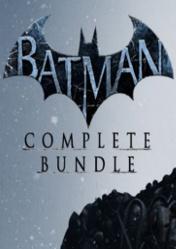 Buy Cheap Batman Complete Edition Bundle PC CD Key