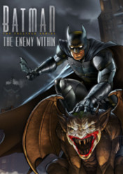 Buy Batman The Enemy Within The Telltale Series pc cd key for Steam