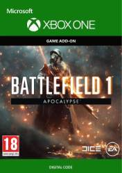 Buy Battlefield 1 Apocalypse DLC XBOX ONE CD Key