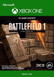 Buy Battlefield 1 Battlepack x 10 XBOX ONE CD Key