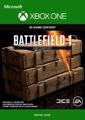 Buy Battlefield 1 Battlepack x 3 XBOX ONE CD Key