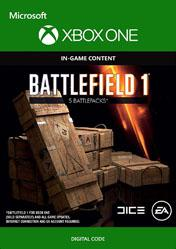 Buy Battlefield 1 Battlepack x 5 XBOX ONE CD Key
