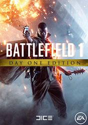 Buy Battlefield 1 Day One Edition pc cd key for Origin