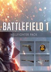 Buy Battlefield 1 Hellfighter Pack DLC pc cd key for Origin