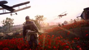 Battlefield 1 players receive a new map for free: Rupture
