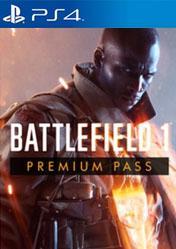 Buy Battlefield 1 Premium Pass PS4 CD Key