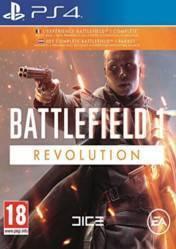 Buy Battlefield 1 Revolution Edition PS4 CD Key
