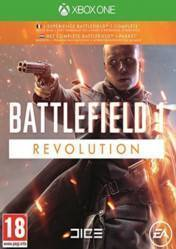 Buy Battlefield 1 Revolution Edition XBOX ONE CD Key