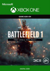 Buy Battlefield 1 They Shall Not Pass DLC XBOX ONE CD Key