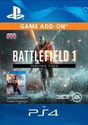 Buy Battlefield 1 Turning Tides DLC PS4 CD Key