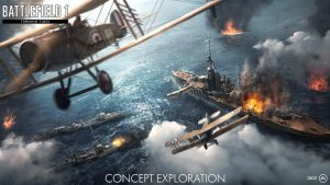 Battlefield 1 Turning Tides: four new maps and six weapons
