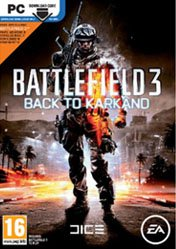 Buy Battlefield 3: Back to Karkand pc cd key for Origin