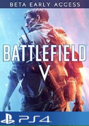 Buy BATTLEFIELD 5 Beta Access PS4 CD Key
