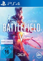 Buy Battlefield 5 Deluxe Edition PS4 CD Key