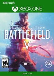 Buy Battlefield 5 Deluxe Edition XBOX ONE CD Key