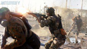 Battlefield 5 displays its new trailer, teasing a battle royale mode