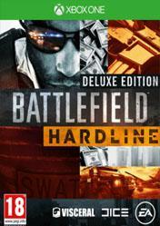 Buy Battlefield Hardline Deluxe Edition XBOX ONE CD Key