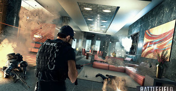 Battlefield Hardline PC Screenshot
