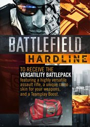 Buy Battlefield Hardline Versatility Battlepack pc cd key for Origin