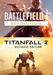Buy Battlefield Revolution 1 & Titanfall 2 Ultimate Bundle pc cd key for Origin
