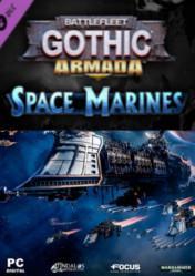 Buy Battlefleet Gothic Armada Space Marines DLC pc cd key for Steam