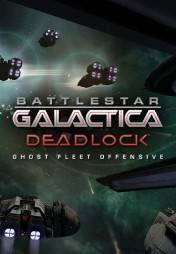 Buy Battlestar Galactica Deadlock: Ghost Fleet Offensive pc cd key for Steam