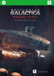 Buy Cheap Battlestar Galactica Deadlock: Resurrection PC CD Key