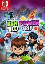 Buy Cheap Ben 10 Power Trip NINTENDO SWITCH CD Key