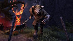 Bethesda announces a new DLC for The Elder Scrolls Online: Horns of the Reach