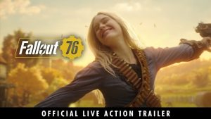 Bethesda publishes a Fallout 76 live-action trailer