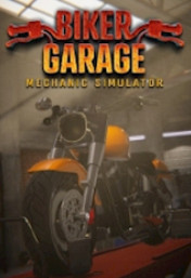 Buy Biker Garage: Mechanic Simulator PC CD Key