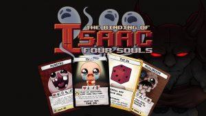 Binding of Isaac card game Kickstarter hits 1.2 million dollars in funding