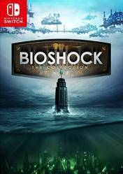 Buy Cheap BioShock Collection NINTENDO SWITCH CD Key