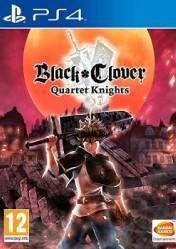 Buy Cheap BLACK CLOVER: QUARTET KNIGHTS PS4 CD Key