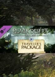 Buy Cheap Black Desert Online Travelers Package PC CD Key