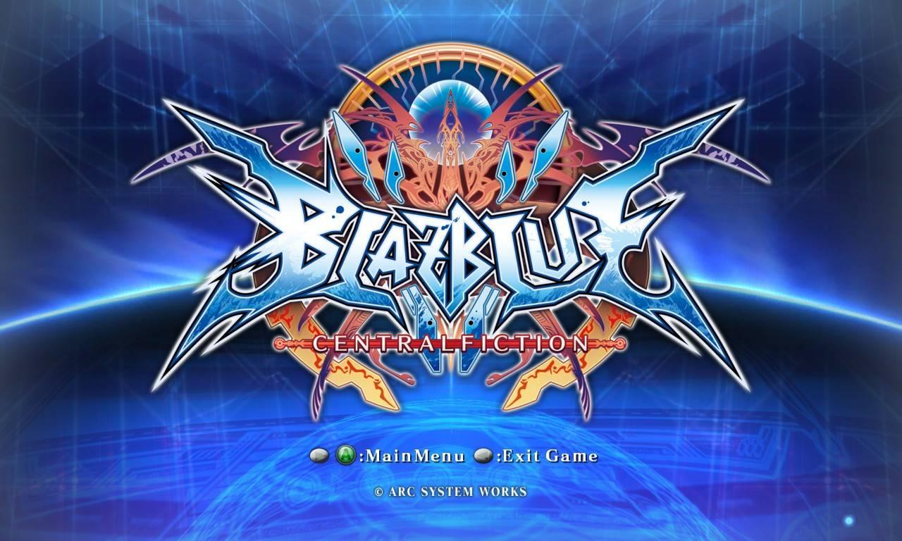 BlazBlue Centralfiction Special Edition