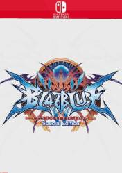 Buy Cheap BlazBlue Centralfiction Special Edition NINTENDO SWITCH CD Key
